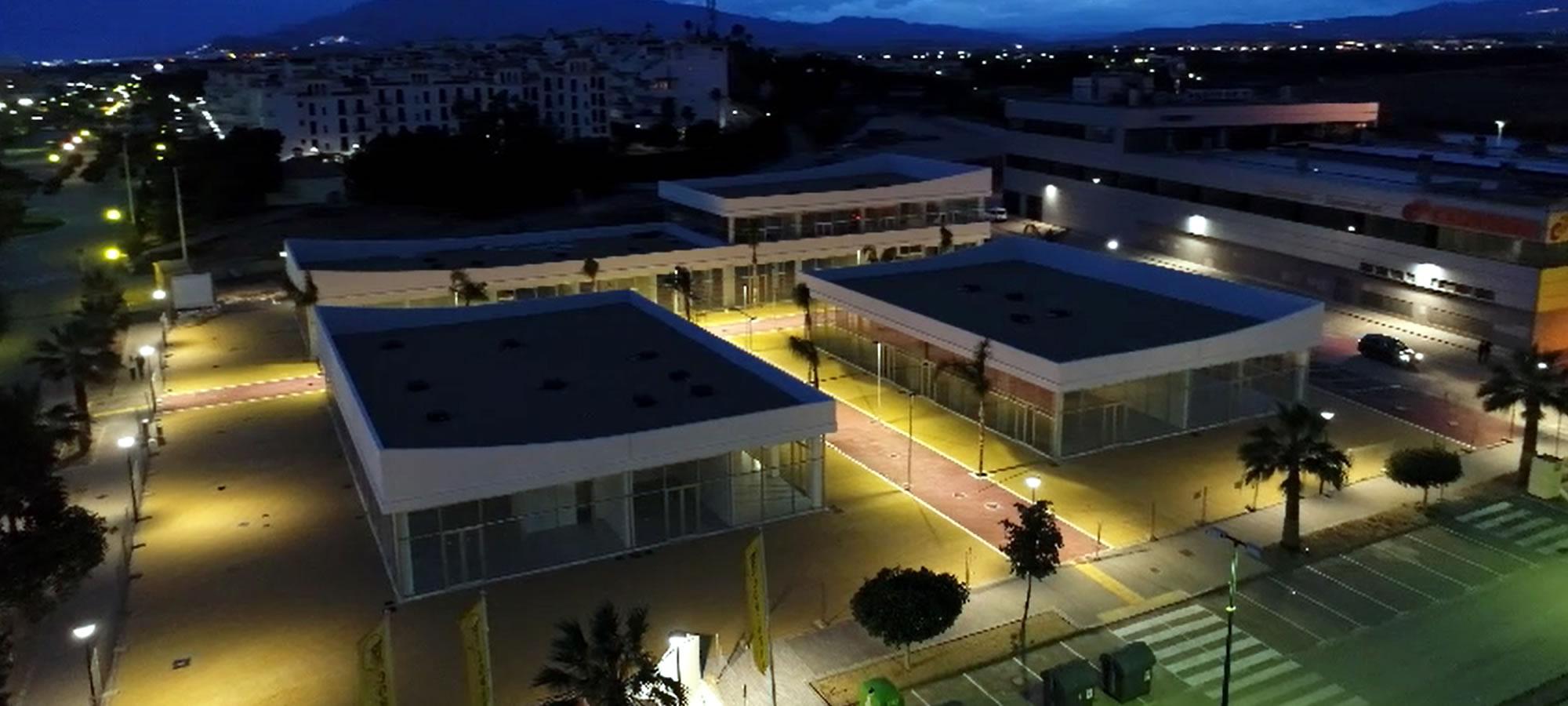 vera plaza noche